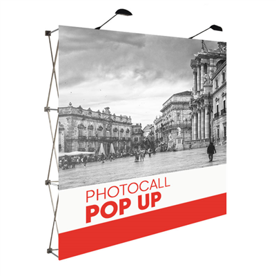 Photocall POP UP