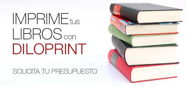 Impresión de libros - Imprenta de libros Diloprint ®